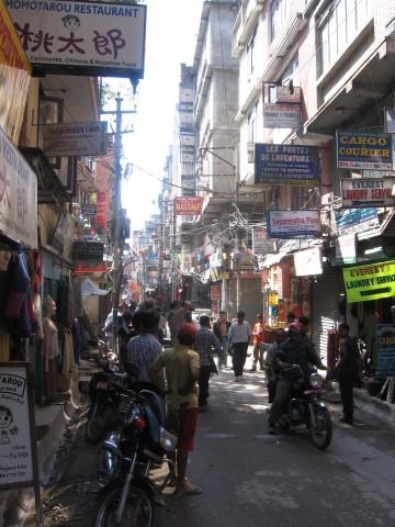 Marije & Lernard in Nepal